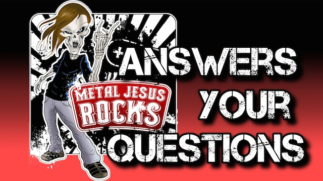 Metal Jesus & Friends Answer Your Questions