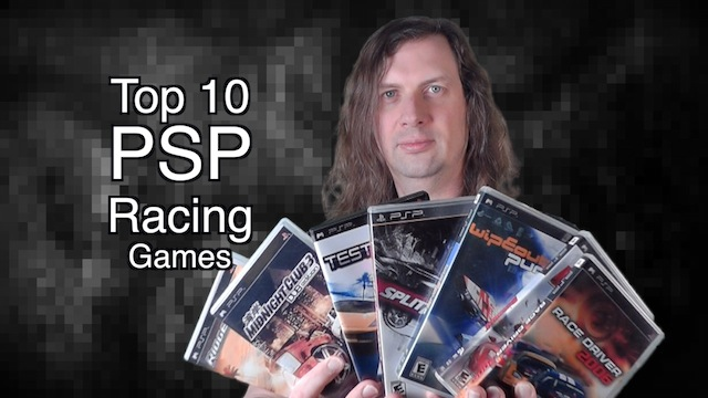 Top 10 PSP Racing Games