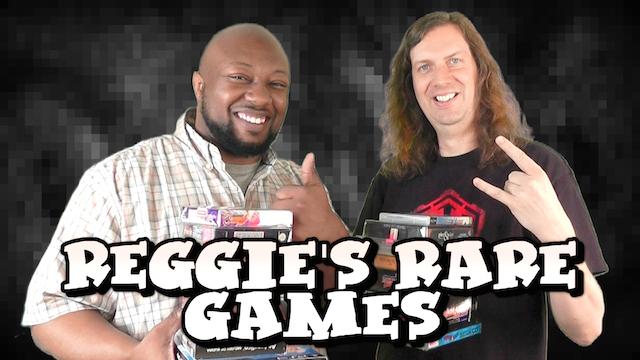 Reggie's Rare Games – PS2 Sega PSP NES SNES GBA