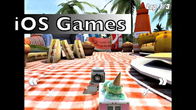 Great iOS Games (iPhone/iPad)