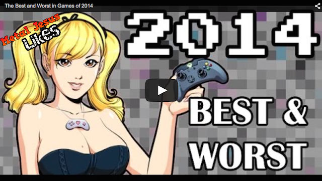 Raychul's Best and Worst in Games of 2014