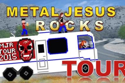 Metal Jesus TOUR Announcement IndieGoGo