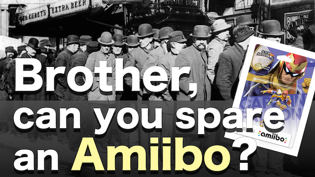 Why I DON'T collect Amiibos