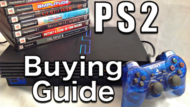 PS2 Buying Guide & Great Games