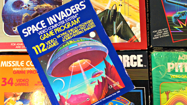 Atari 2600 Box Covers We Love – w/John Hancock