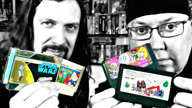 10 Great Nintendo FAMICOM Games - Import these now!