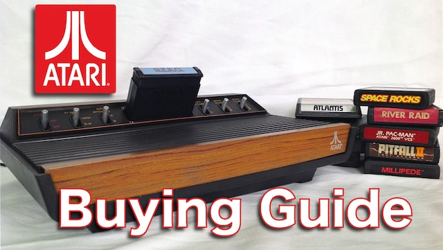 Atari 2600 Buying Guide & Best Games