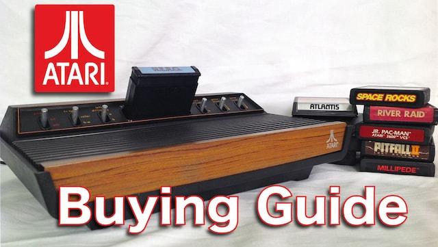 Atari 2600 Buying Guide & Best Games