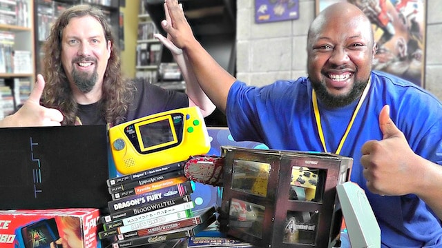 Recent Game Pickups w/ Reggie – 45 MINUTE Super Sized Episode!
