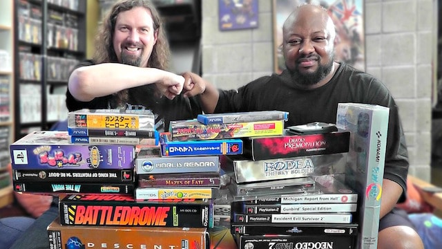 Recent GAME PICKUPS w Reggie – EPIC 26 Games added!