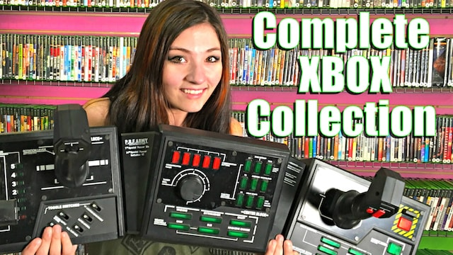 Complete Original XBOX Collection – 884 Games – What the heck!?