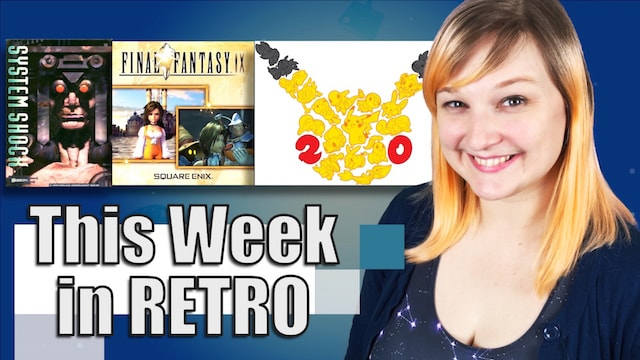 THIS WEEK IN RETRO - March 1st 2016