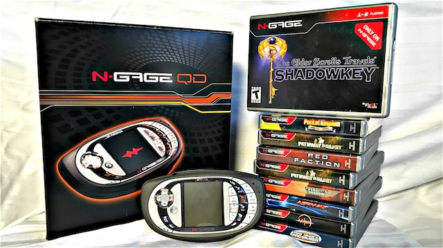 Nokia N-GAGE Buying Guide – Do You Remember this thing!?