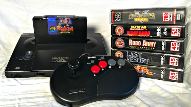 NEO GEO AES vs MVS Collecting Guide – EXPENSIVE as HELL