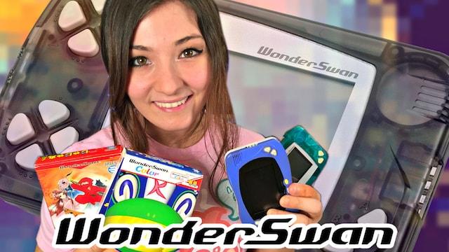 Japanese WONDERSWAN Handheld BUYING GUIDE + Great Games!