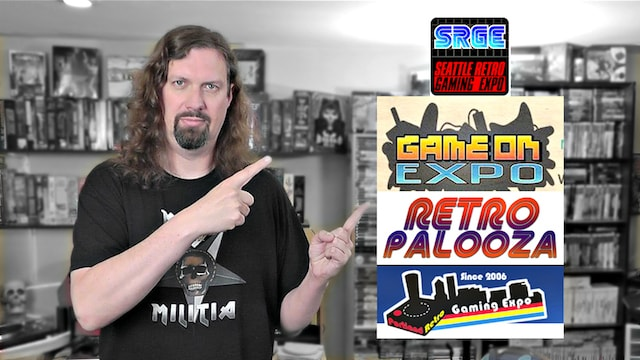 I'm coming to YOU! Metal Jesus Gaming Expo Appearances 2016