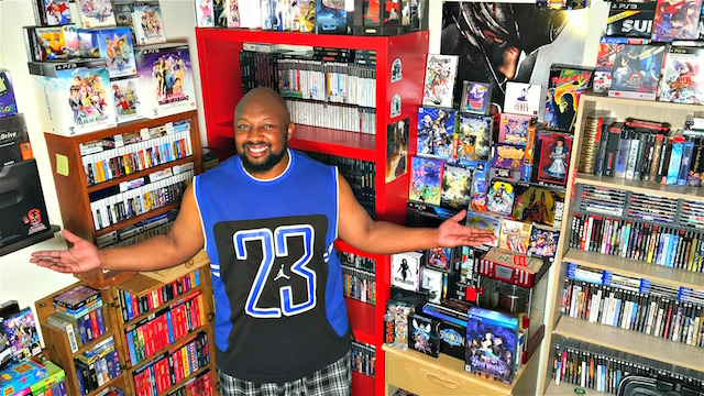 Reggie's Game Room & Crib Tour – 2,000 Games / 42 Systems