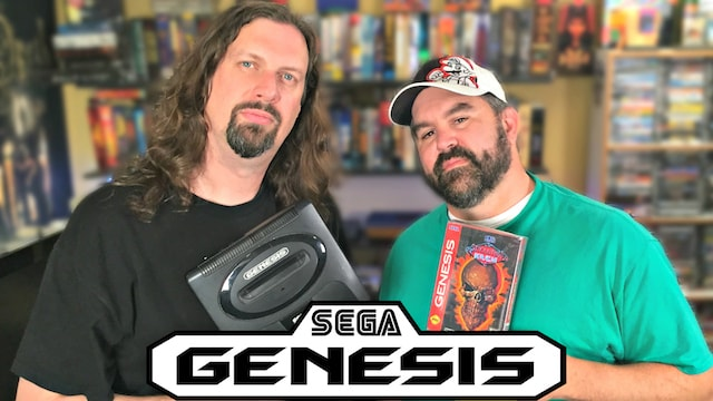 Sega GENESIS Games – Hidden Gems from John Hancock!