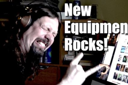 NEW Equipment Update for Metal Jesus