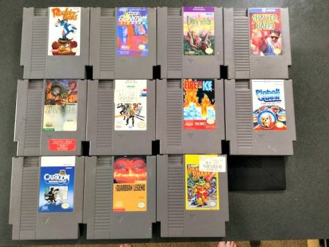 Nintendo NES Games - HIDDEN GEMS 3