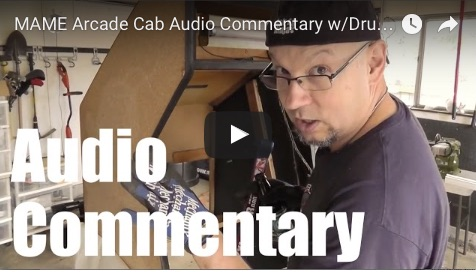 MAME Arcade Cab Audio Commentary w/Drunken Master Paul