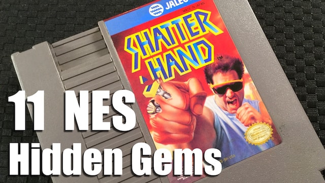Nintendo NES Games – HIDDEN GEMS 3