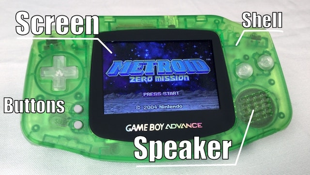 Ultimate GBA (GameBoy Advance) – Modded to Perfection