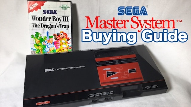 Sega Master System BUYING GUIDE & Best Games!