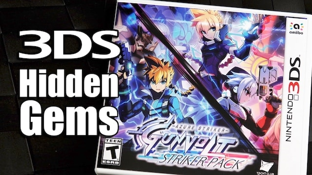 Nintendo 3DS Hidden Gems