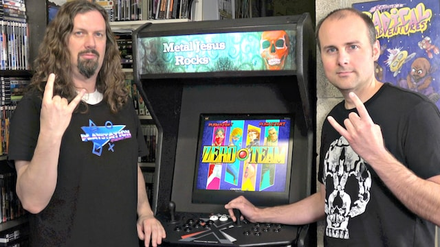 10 More ARCADE GAMES – Hidden Gems for MAME