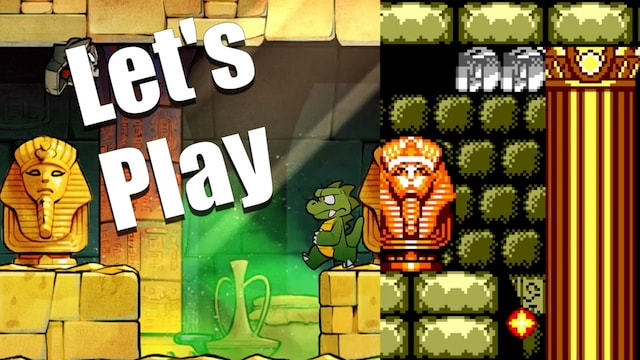 Wonder Boy The Dragon's Trap – IN-DEPTH Let's Play w/ Developer & Commentary