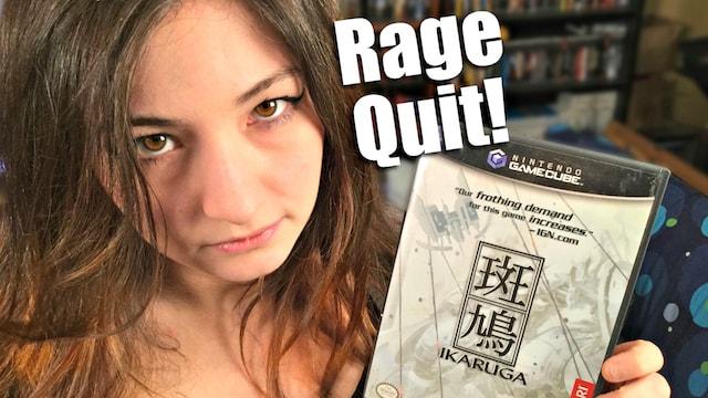 GAH!! Games that Made Us RAGE QUIT!!