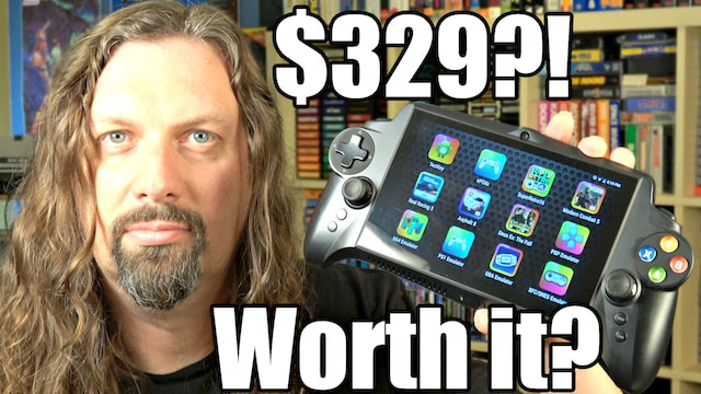 $329 Chinese Gaming Handheld!? – Is it WORTH IT?