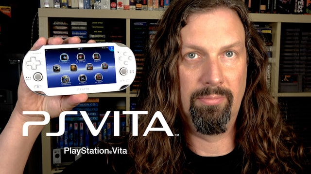 What's on my PlayStation VITA – PS1 PSP Minis & More!