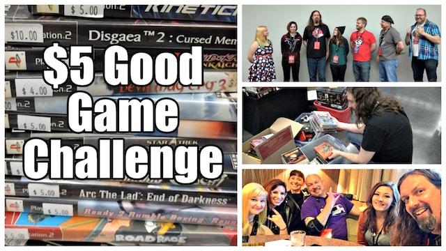 $5 Good Game Challenge – Metal Jesus Crew game hunts at Portland Expo!