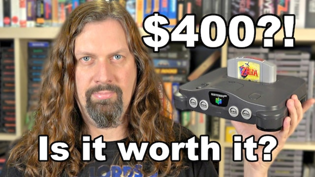 $400 N64 with HDMI?! Is it WORTH IT?!