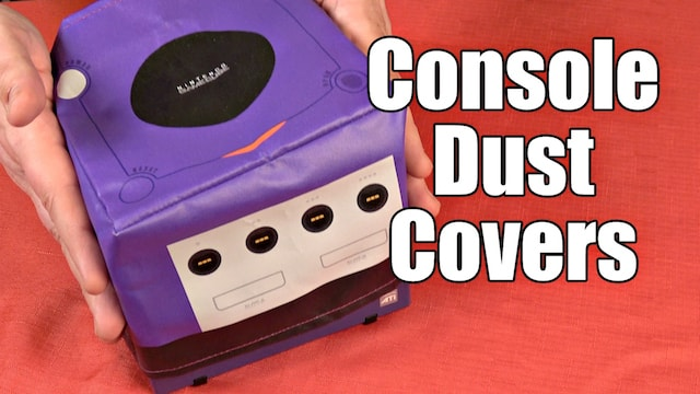 Console Dust Covers: Printer Boy Review