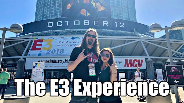 Our E3 Experience – Behind the Scenes, Parties & Highlights from our LA Trip
