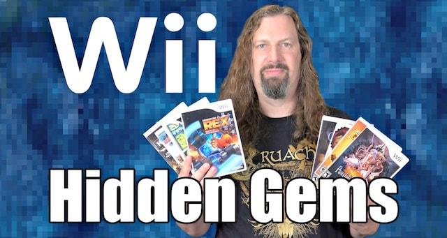 Nintendo Wii Hidden Gems! **NEW for 2018**