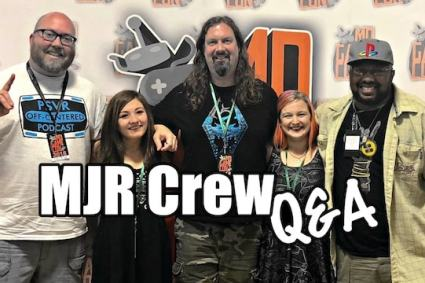 Metal Jesus Crew Q&A in Missouri: How did the MJR Crew meet & Who DIDN'T want to do YouTube?