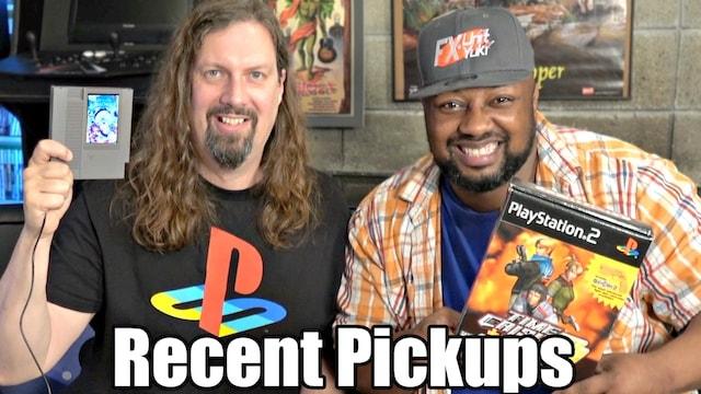 ** We're BACK! ** Recent GAME Pickups – 31 Games from Metal Jesus & Reggie