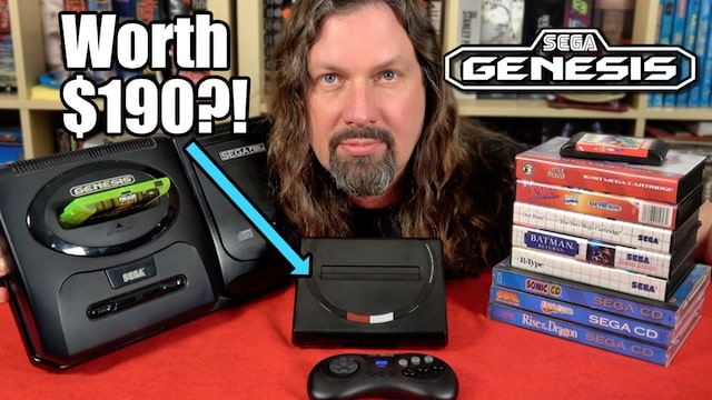 Analogue Mega Sg Review – Is the Sega GENESIS clone worth $190?!?