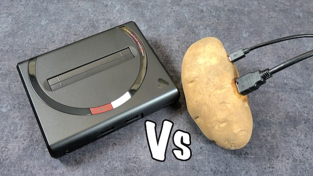 Mega Sg vs a Potato – Which should you buy?!