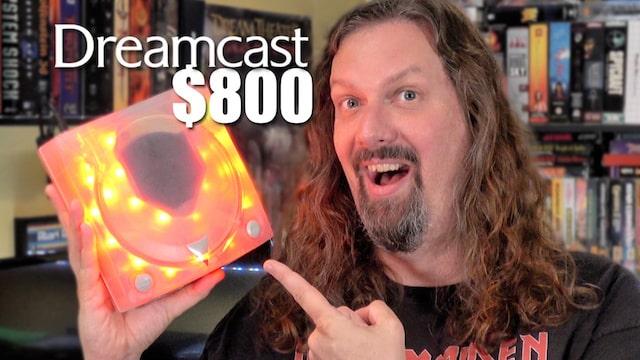Sega DREAMCAST w/ $800 in Upgrades & Improvements – Did we go too far?