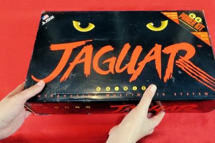 I bought an Atari Jaguar. WHY NOW? And how does it play?