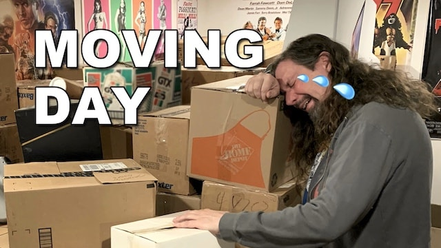 It's MOVING DAY! – I'm Sad & Excited