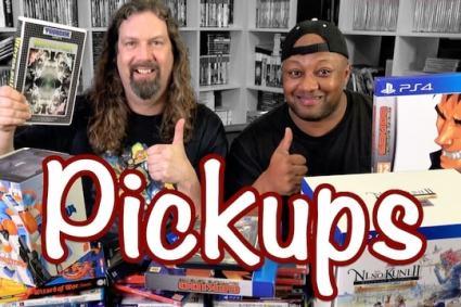 Recent GAME PICKUPS – SNES/PS4/Switch/Xbox One/Atari/WiiU/NES
