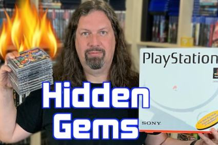 PS1 Hidden Gems – More AWESOME PlayStation Games!