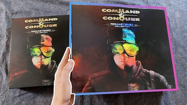 Command & Conquer Remastered: 25th Anniversary Edition UNBOXING