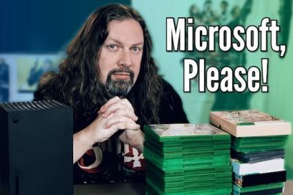 Microsoft, PLEASE add these Xbox games to XBOX SERIES X!